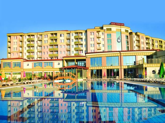 Zalakaros Hotel Karos Spa