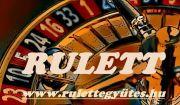 Rulett-egyhonlap